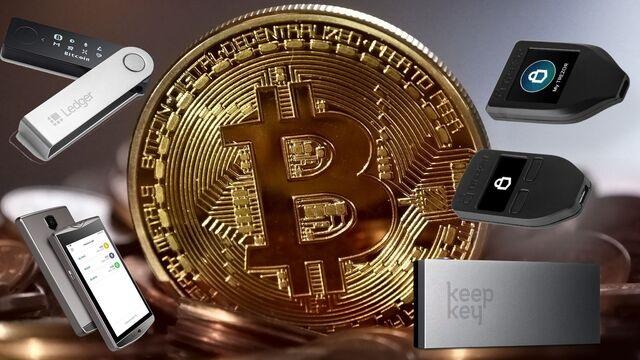 Bạn nên lựa chọn ví cứng để lưu giữ lượng Bitcoin đào được