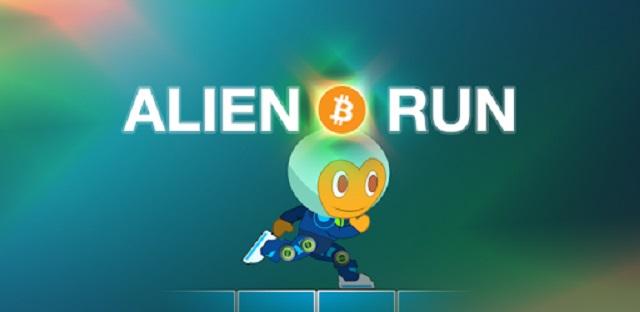 Đào Bitcoin thông qua việc hoàn thành các nhiệm vụ trong game Alien Run