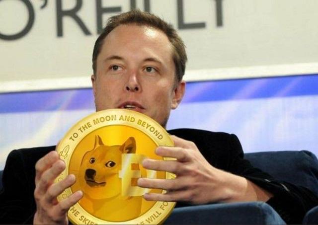 Dogecoin từng lên cơn sốt trước động thái lăng xê của tỷ phú Elon Musk