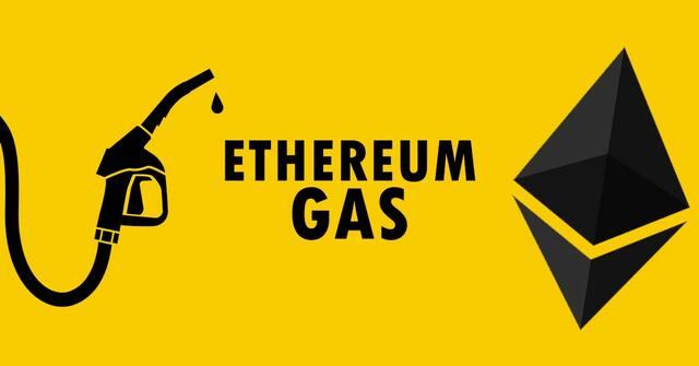 Giá trị Gas tương ứng với năng lượng Ether người dùng có thể chi trả