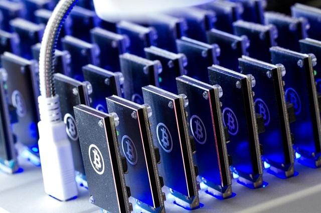 Hệ thống khai thác Bitcoin cần phải kết nối với Internet tốc độ cao