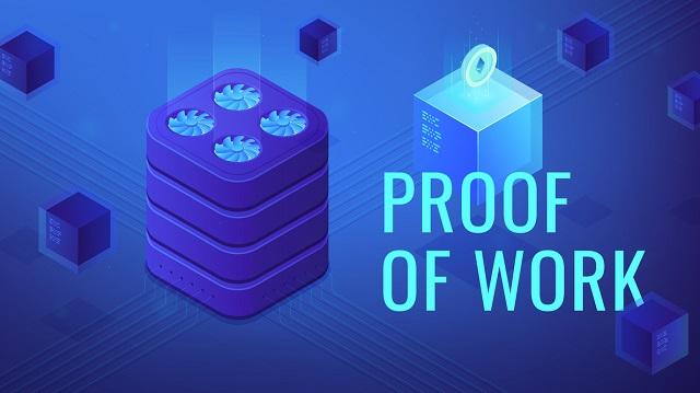 Mạng Bitcoin vận hành theo cơ chế đồng thuận Proof of Work