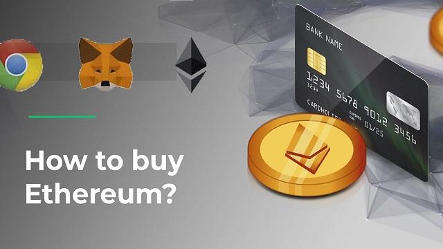 Người dùng có thể mua bất kỳ loại tiền điện tử nào khá dễ dàng với metamask.