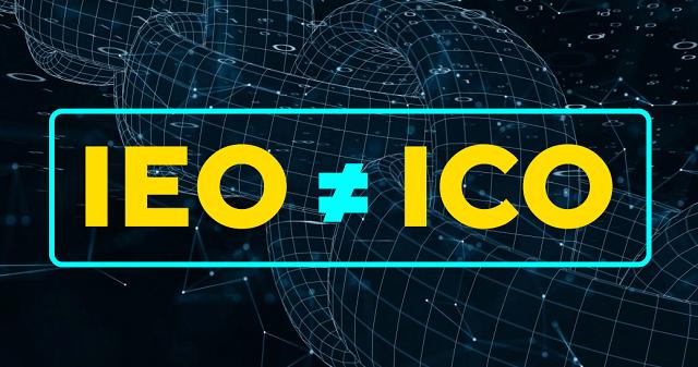 Phân biệt giữa IEO và ICO
