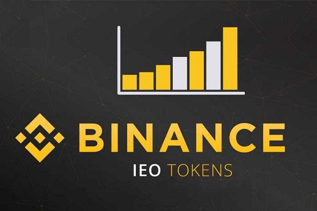 Sự phát triển của các dự án IEO của Binance