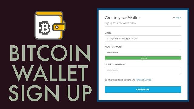 Tạo ví Bitcoin hay tạo địa chỉ hoặc tài khoản Bitcoin đều là một