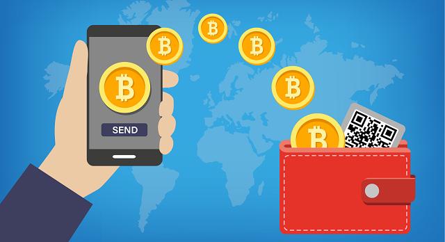 Ứng dụng ví độc lập cho phép lưu trữ Bitcoin có kết nối với internet