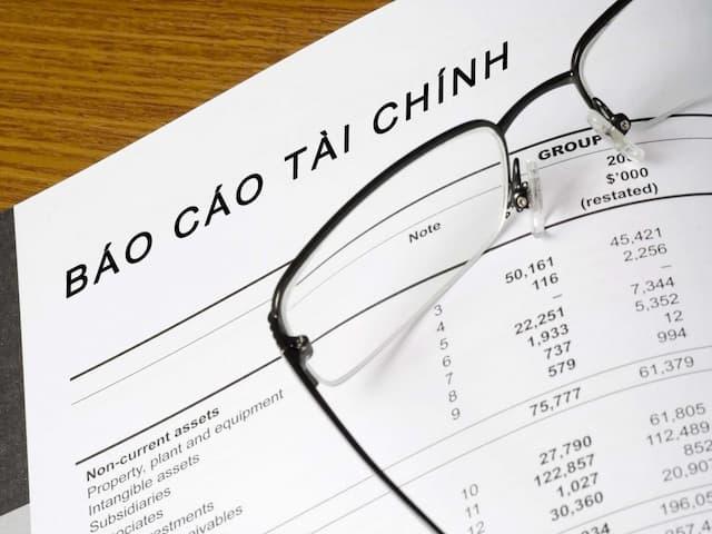 Tìm kiếm & download báo cáo tài chính các công ty niêm yết