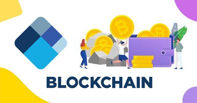 Ví điện tử Blockchain lưu trữ Bitcoin an toàn
