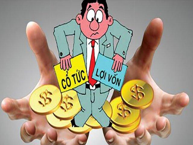 Chia cổ tức bằng cách mua lại cổ phiếu từ các nhà đầu tư chứng khoán