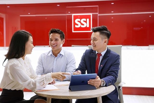 Chuyển tiền đi từ tài khoản SSI sang tài khoản ngân hàng