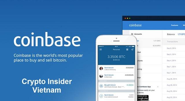 Những hạn chế mà người Việt không thể sử dụng tại Coinbase