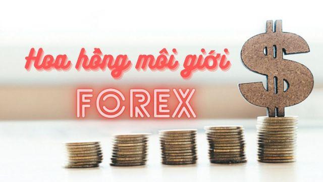 Dạng tiền hoa hồng cố định xuất hiện nhiều khi thị trường forex mới phát triển