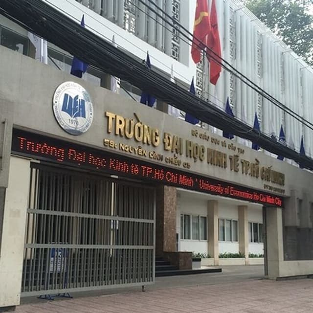 Trường ĐH Kinh tế TP. HCM
