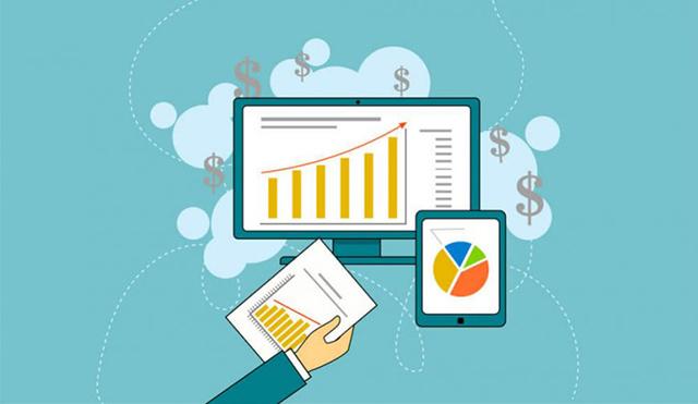 Tính doanh thu thuần dựa trên tổng doanh thu trừ các khoản giảm trừ doanh thu