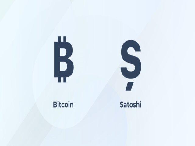Đổi Satoshi sang Bitcoin không hề khó