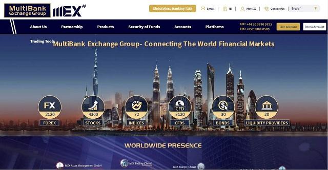Sàn giao dịch Forex Multibankfx