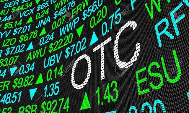 Sàn chứng khoản giao dịch bằng hình thức phi tập trung OTC