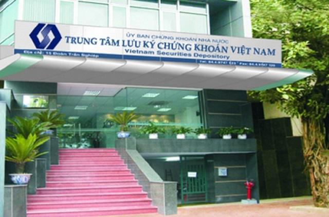 Trung tâm lưu ký chứng khoán Việt Nam (VSD)