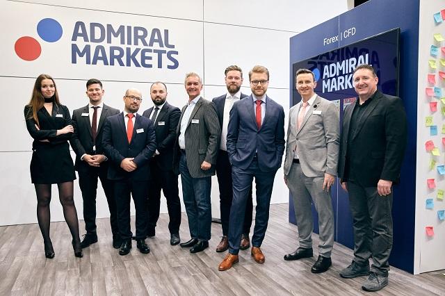 Admiral Markets đã có kinh nghiệm hoạt động nhiều năm, loại hình sản phẩm giao dịch đa dạng