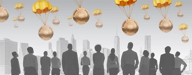 Airdrop giúp các dự án tiền điện tử tạo dựng cộng đồng người dùng