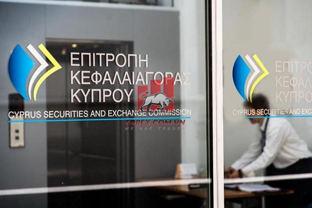 BDSwiss đã được cấp phép gửi Ủy ban Chứng khoán và Giao dịch Cộng Hòa Síp
