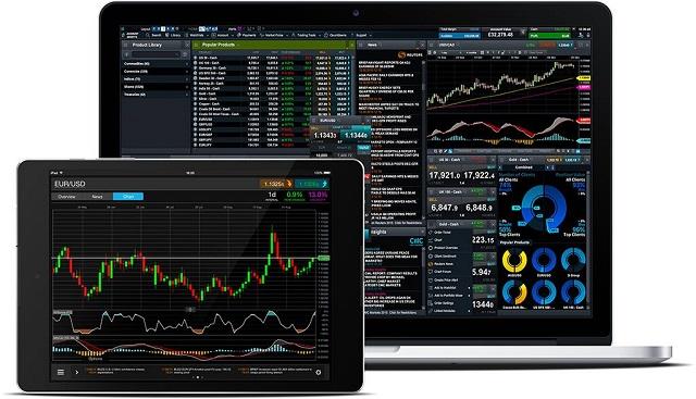CMC Markets sở hữu hệ thống nền tảng và công cụ vô cùng đa dạng