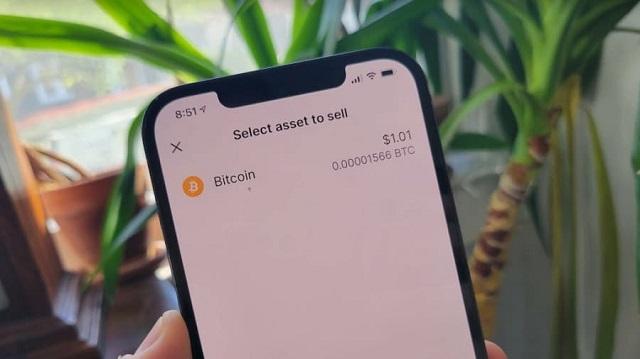 Cách bán tiền điện tử trên coinbase