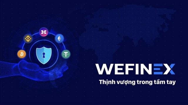 Cách thức tham gia sàn giao dịch Wefinex cực kỳ đơn giản