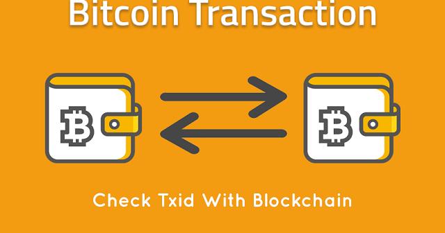 Cách tìm kiếm mã TxID hoặc TxHash trên nền tảng Blockchain