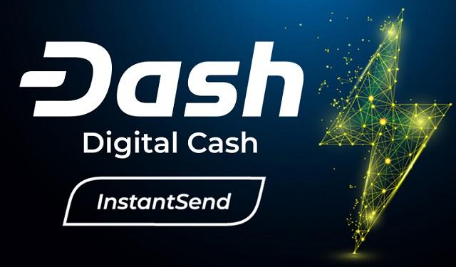 InstantSend (giao dịch tức thì) là mộT trong nhưng tính năng của Dash coin