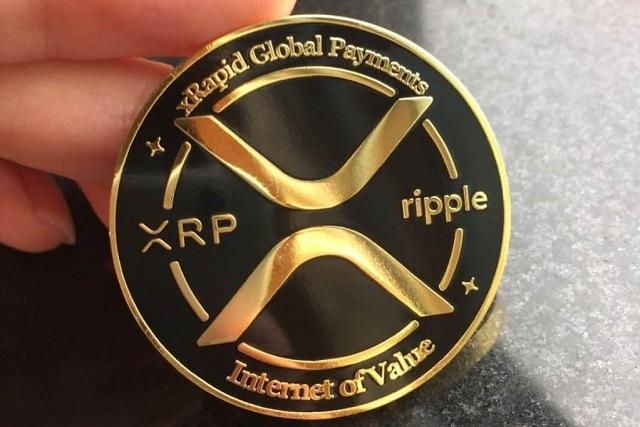 Mã thông báo XRP hoạt động một phương thức thanh toán trong nền tảng Ripple