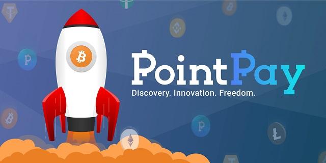 Mã thông báo của nền tảng PointPay có tên gọi PXP với giá bán khởi đầu là 0.1 USD