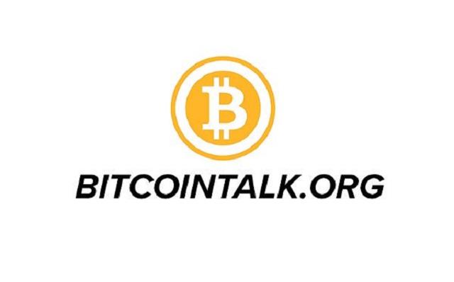 Mọi dự án ICO thực sự tiềm năng sẽ không bao giờ bỏ qua Bitcointalk để quảng bá
