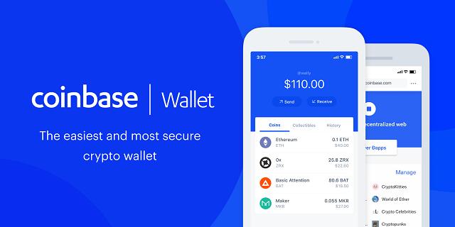 Nền tảng coinbase có giao diện đơn giản và đảm bảo tính bảo mật cho người dùng