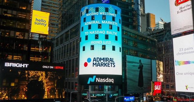 Sàn Admiral Markets đã hoạt động trên thị trường môi giới ngoại hối, chứng khoán 20 năm