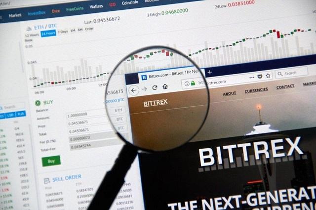 Sàn Bittrex áp dụng phí giao dịch 0.25%