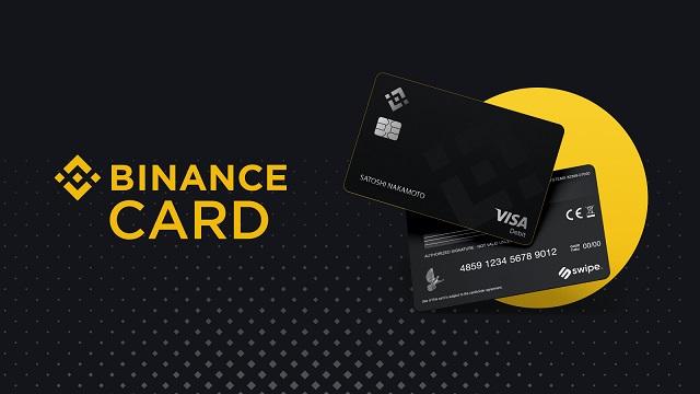 Thẻ Visa của Binance - một tiện ích thiết thực với người dùng tiền điện tử