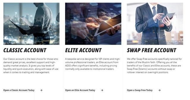 Trader hãy lựa chọn tài khoản giao dịch dựa vào kỹ năng phân tích và khả năng tài chính