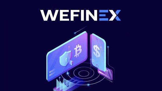 Wefinex chỉ hỗ trợ trader dự đoán giá cả lên xuống của đồng Bitcoin