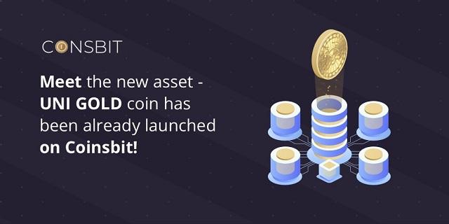 CNB coin là mã thông báo riêng của nền tảng giao dịch Coinsbit