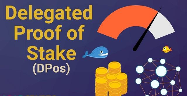 DPoS là một giải pháp thay thế cho mô hình Proof-of-Stake (PoS)