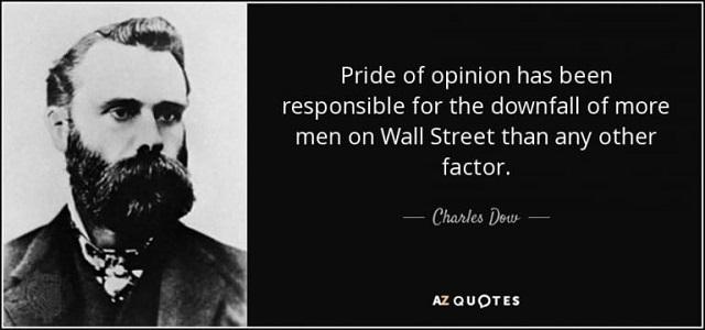 Người khai sinh ra lý thuyết Dow không ai khác chính là Charles H. Dow