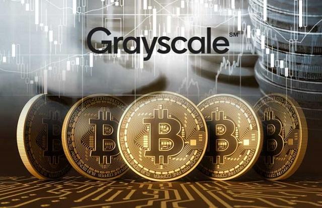 Quỹ Grayscale Bitcoin Trust phụ thuộc vào giá Bitcoin và sẽ biến động theo giá Bitcoin trên thị trường