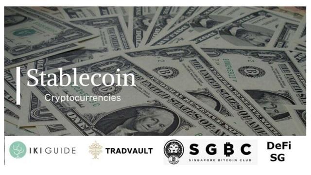 Stablecoin có giá trị thị trường ổn định vì được hỗ trợ bởi tài sản dự trữ (tài sản thế chấp)