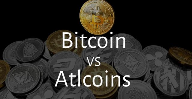 Sự khác biệt giữa Coin rác và Bitcoin là gì?