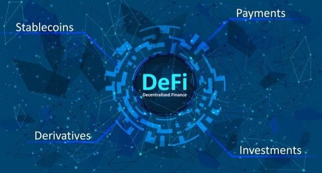 Tổng quan về thị trường tài chính phi tập trung DeFi mà bạn nên biết