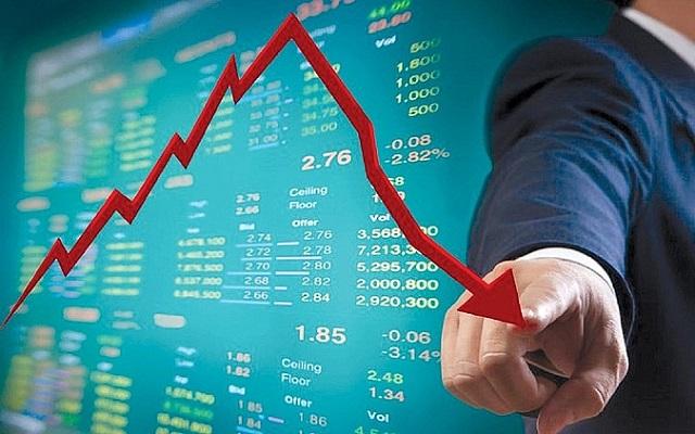 Cuộc suy thoái kinh tế giai đoạn 2007 - 2008 khiến chỉ số vn-index mất 70% giá trị