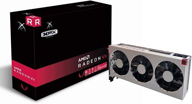 AMD RAdeon VII sẽ là giải pháp tuyệt vời dành cho những nhà đầu tư không có đủ điều kiện tài chính để sở hữu Card từ hãng NVIDIA