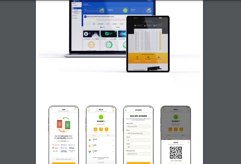 ANTEX đã demo từng bước với các hình ảnh trực quan giúp người dùng tiếp cận dễ dàng